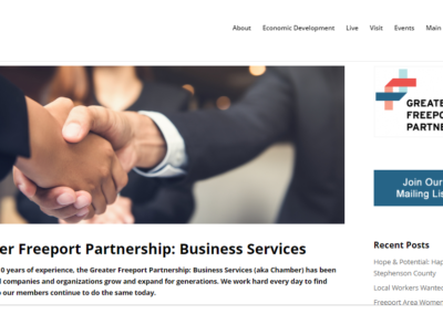 greater freeport partnership